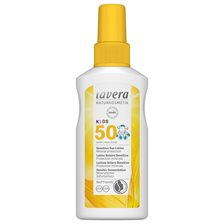 Lavera Kids Sensitive Sun Lotion SPF 50, 100 ml
