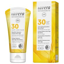 Lavera Anti-Ageing Sensitive Sun Cream SPF 30, 50 ml
