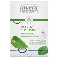 Lavera Purifying Sheet Mask