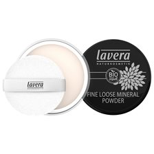 Lavera Fine Loose Mineral Powder - Transparent, 8 g