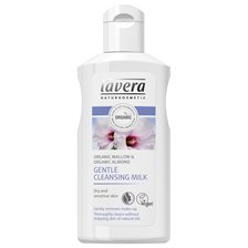 Lavera Gentle Cleansing Milk, 125 ml