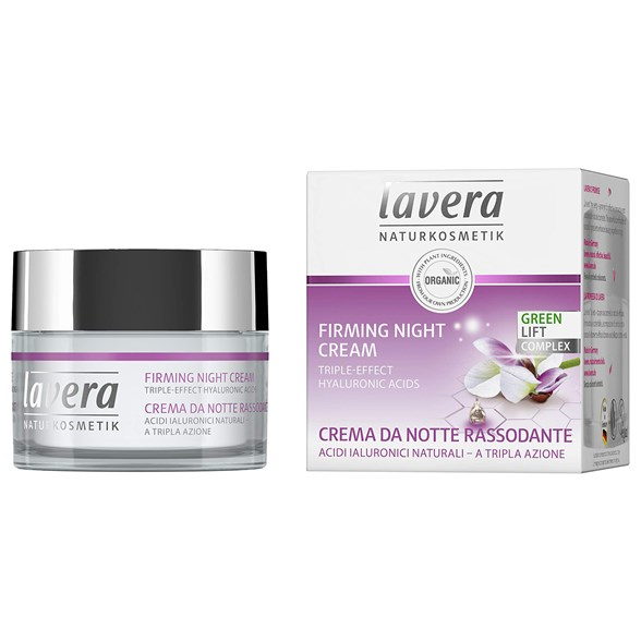 Lavera Firming Night Cream, 50 ml