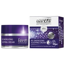Lavera Re-Energizing Sleeping Cream, 50 ml