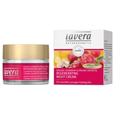 Lavera Regenerating Night Cream, 50 ml