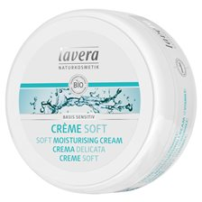 Lavera Basis Sensitiv Soft Moisturising Cream, 150 ml