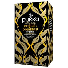 Pukka Herbs Elegant English Breakfast, 20 påsar
