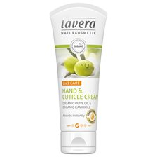 Lavera Hand & Cuticle Cream 2-in-1, 75 ml