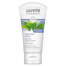 Lavera Purifying Scrub, 50 ml