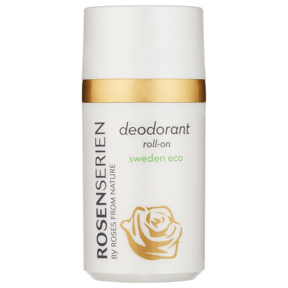 Rosenserien Ekologisk Deodorant Roll-on, 50 ml