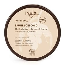 Najel Coconut Balm Care, 100 g