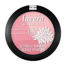 Lavera So Fresh Mineral Rouge Powder, 4,5 g
