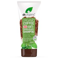 Dr. Organic Coffee Mint Anti-Dandruff Shampoo, 200 ml