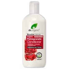 Dr. Organic Pomegranate Conditioner, 265 ml