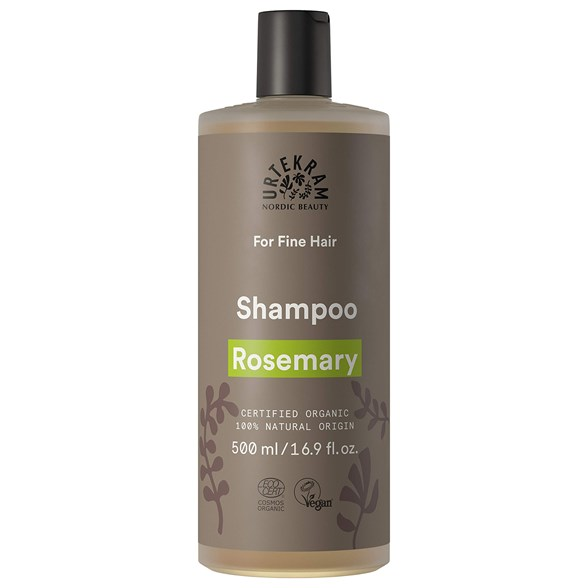 Urtekram Rosemary Shampoo Fine Hair, 500 ml