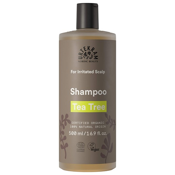 Urtekram Tea Tree Shampoo Irritated Scalp