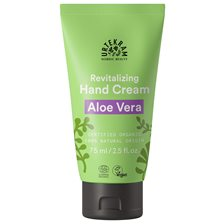 Urtekram Nordic Beauty Aloe Vera Hand Cream, 75 ml
