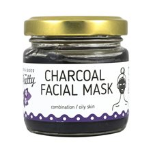 Zoya Goes Pretty Charcoal Facial Mask, 70 g