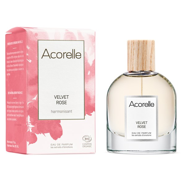 Acorelle Velvet Rose Eau de Parfum Spray, 50 ml
