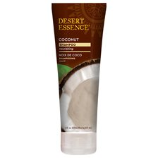 Desert Essence Coconut Shampoo, 237 ml
