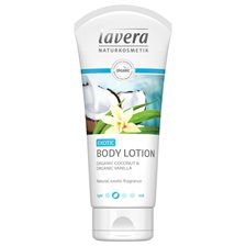 Lavera Coconut & Vanilla Exotic Body Lotion, 200 ml