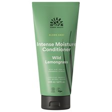 Urtekram Blown Away Intense Moisture Conditioner - Wild Lemongrass, 180 ml