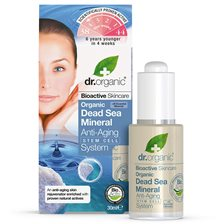 Dr. Organic Dead Sea Mineral Anti-Aging Stem Cell System, 30 ml