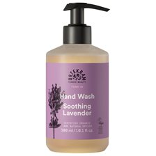 Urtekram Tune In Hand Wash - Soothing Lavender, 300 ml