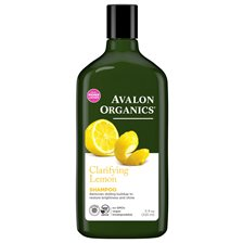 Avalon Organics Clarifying Lemon Shampoo, 325 ml