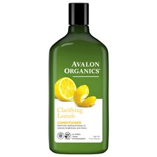 Avalon Organics Clarifying Lemon Conditioner, 325 ml