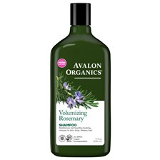 Avalon Organics Volumizing Rosemary Shampoo, 325 ml