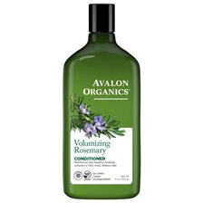 Avalon Organics Volumizing Rosemary Conditioner, 325 ml