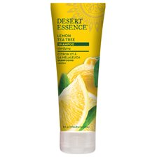 Desert Essence Lemon Tea Tree Shampoo, 237 ml