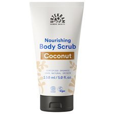 Urtekram Nordic Beauty Coconut Body Scrub, 150 ml