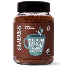 Clipper Medium Roast Organic Arabica Coffee
