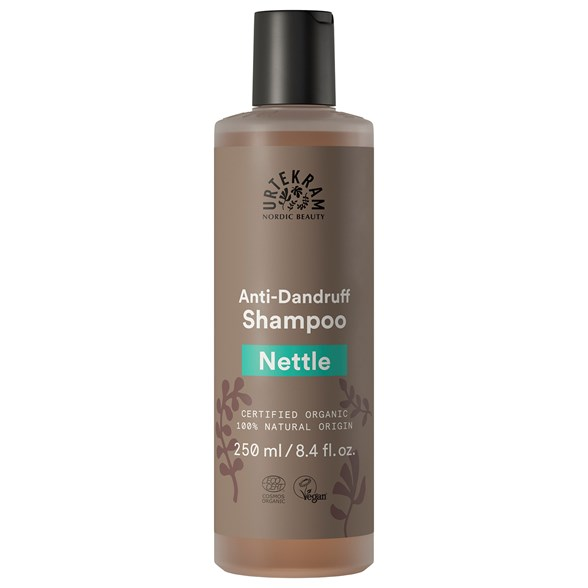 Urtekram Nettle Shampoo Anti-Dandruff, 250 ml