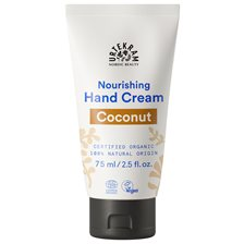 Urtekram Coconut Hand Cream, 75 ml
