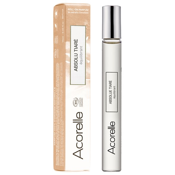 Acorelle Absolu Tiare Perfume Roll-on, 10 ml