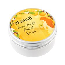 Akamuti Sweet Orange Facial Scrub, 50 g