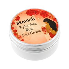 Akamuti Replenishing Rose Face Cream, 50 ml