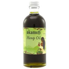 Akamuti Hemp Oil, 100 ml