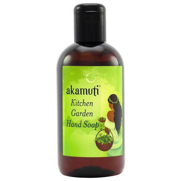 Akamuti Kitchen Garden Liquid Hand Soap, 250 ml