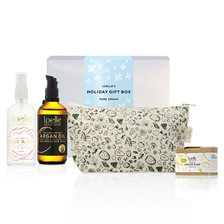 Loelle Holiday Gift Box - Pure Argan