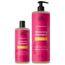 Urtekram Nordic Beauty Rose Shampoo Normal Hair