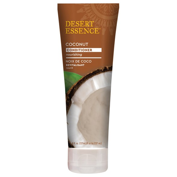 Desert Essence Coconut Conditioner, 237 ml