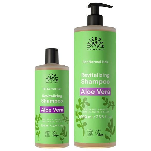 Urtekram Nordic Beauty Aloe Vera Shampoo Normal Hair