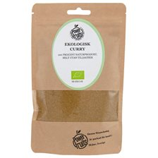 Powerfruits Ekologisk Curry, 100 g