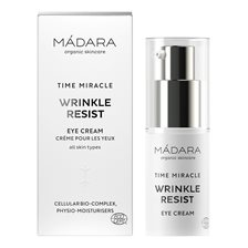 Madara Time Miracle Wrinkle Resist Eye Cream, 15 ml