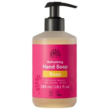 Urtekram Nordic Beauty Rose Hand Soap, 300 ml