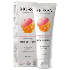 Mossa Rich Comfort Hydration Cream, 50 ml