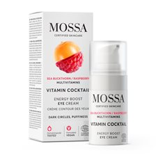 Mossa Vitamin Cocktail Energy Boost Eye Cream, 15 ml
